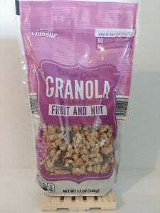Millville Granola Whole Grain with Fruit and Nuts, 12 Oz.