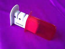 Fackelmann Two Slot Ceramic Pull Through Knife Sharpener With Protective Cover