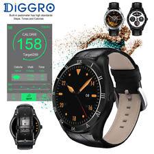 Diggro DI05 3G Android 5.1 Smart Watch 8GB WiFi GPS Bluetooth Orologio Telefono