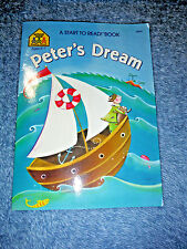 Peter's Dream: A School Zone Start To Read! Book Level 2 Softcover AGES 5-7 2006
