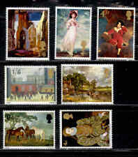 Great Britain High Denominations Stamps Mh