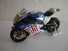 Valentino Rossi #46 Yamaha MI FIAT    MotoGP 2007 Maisto 1:18