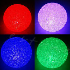 Spheriform LED Color Changing Mood Ball Shaped Night Light Home Room Decor Lamp