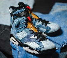 Nike Jordan 6 VI Retro Invierno Air-Denim Lavado-tamaños 5-12UK CT5350-401