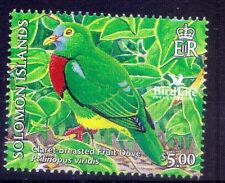 S8n- Crested Breasted Fruit Dove, Solomon Island 2005 MNH, Birds