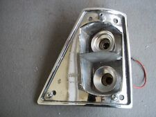 Austin Maxi Rear Light Backing Plate With Bulb Holders Lucas L817