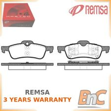 REAR DISC BRAKE PAD SET MINI REMSA OEM 34211503077 086200