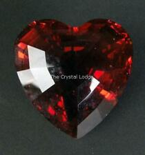SWAROVSKI CRYSTAL SCS MEMBER 1998 RENEWAL HEART RED MINT BOXED RETIRED