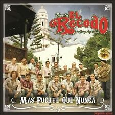 Banda El Recodo : Mas Fuerte Que Nunca CD