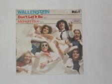 "WALLENSTEIN -Don't Let It Be- 7"""