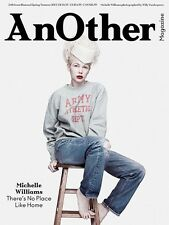 ANOTHER Magazine # 24 ,Michelle Williams ,Willy Vanderperre NEW
