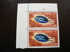 NOUVELLE CALEDONIE timbre yt aerien n° 77 x2 n** (Z2) stamp new caledonia