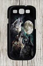 WOLVES MAGIC NIGHT SAMSUNG GALAXY S 3 CASE COVER -dc5t6y