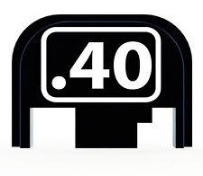 .40  Slide Cover Rear Back Plate for  Glock