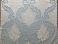 LAURA ASHLEY Tetbury Duck Egg Fabric 3.6 Meters