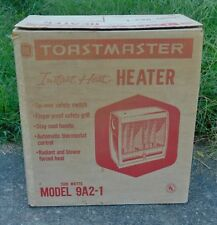 Vintage Toastmaster Instant Heater Model 9A2-1 with Original BOX