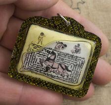 Talisman amulet thai erotic Woman Horse Maha Sanaeh Saep Nang Takrut 1323