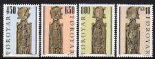 Faroe Islands Mnh 2001 Sg400-3 Pew Gables