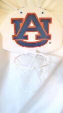 Mini Basketball Hoop Door Or Wall Mount Auburn University W/ Glow Ball