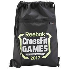 REEBOK BAG CROSSFIT GAMES DRAWSTRING RUCKSACK GYMSACK BACKPACK GYM BAG