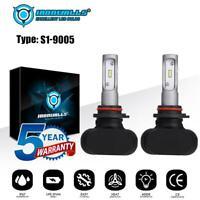 9005 HB3 2100W 315000LM  LED Headlight Kits High Low Beam Bulb 6000K White