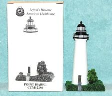 "New ListingLefton's Historic American Lighthouse #12286 - ""Point Isabel"", Tx, 5-1/2"" High"