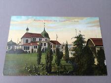 AK Wiesbaden Ausstellung 1909 Gebäude für christl.Kunst (S156)