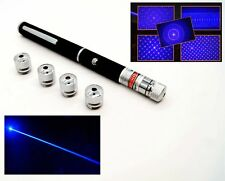 Osram-Diode-In 450nm 5mW Blue Ray Portable Laser Pointer Pen