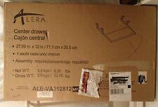 "Alera 28"" x 12"" Keyboard Center Desk Underdesk Drawer Mahogany ALE-VA312812"