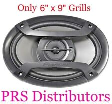 """6""""x9"""" Speaker Grills 6x9 Speaker Grills 6"""" x 9"""" Pioneer Speaker Grills 1 pair"""