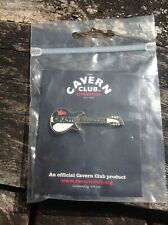 The Cavern Club Liverpool Official Product Guitar Badge