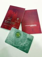 2 Euro Sondermünze San Marino 2015 : 750. Geburtstag von Dante Alighieri