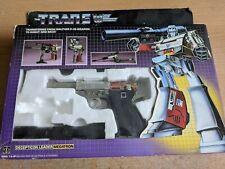 VINTAGE TRANSFORMERS G1 MEGATRON BOXED ORIGINAL 1984 TOY NR