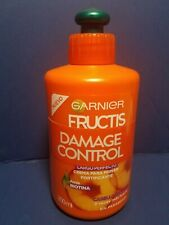 GARNIER FRUCTIS DAMAGE CONTROL STYLING CREAM BIOTIN PERFECT STRAIGHT 10.14 FL OZ