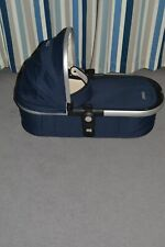 NEW Joolz DAY PARROT BLUE Carrycot Bassinet with Mattress Hood