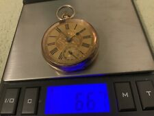 Pocket Watch 14ct Gold