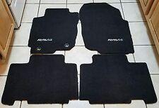 13- 16 TOYOTA RAV4 FACTORY OEM  BLACK CARPET FLOOR MAT SET PT206-42130