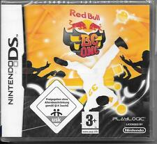 Nintendo DS 'Red Bull BC One' NUOVO/NEW/OVP