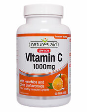 Vitamina C 1000mg (baja acidez) Con Rosa Mosqueta & los bioflavonoides cítricos X 90 Vegano Pestañas