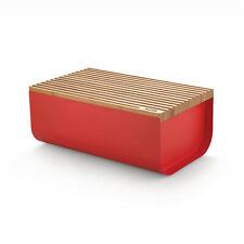 Alessi Mattina Bread box Red BG03 R