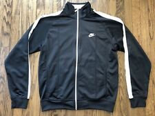 Nike Mens Long Sleeve Full Zip Pullover Jacket Size Large