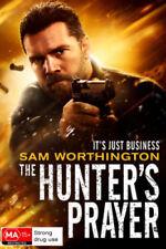The Hunter's Prayer DVD R4 New Sealed release 08/11/2017
