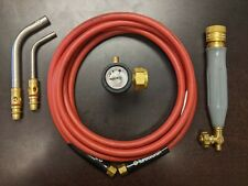 Used Victor Turbotorch X 4b For B Tank Air Acetylene 0386 0336