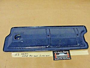 Factory Original 1953 Cadillac 331 ENGINE VALLEY PAN LIFTER COVER **DARK BLUE**