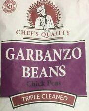 Garbanzo Beans 10 Lb Chick Peas Bulk Chef's Quality