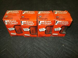 FRAM PH3535 Extra Guard Oil Filters GM Cadillac Chevrolet Pontiac Buick NOS 4 qt