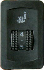 Carbon Sitzheizung Heizmatte universal Nachrüstsatz 5 stufig z.B Audi 80 (8C,B4)