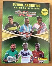 ARGENTINA PANINI ADRENALYN FUTBOL ARGENTINO 2017 COMPLETE COLLECTION + BINDER