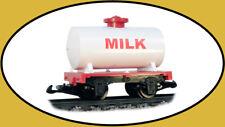 Hartland Locomotive Works 15431 Mini Milk Tank Car G-Scale New In Factory Box