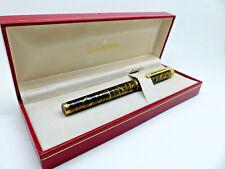 Sheaffer TARGA 1044 Fountain Pen - Lacque Filigree Golden Brown Medium New Boxed